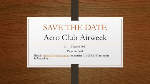 save-the-date-airweek