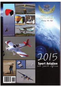 2015 Sport Aviation over South Africa